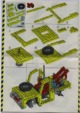 Mode d'emploi Lego set 8846 Technic Tow truck - Page 12