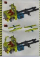 Mode d'emploi Lego set 8846 Technic Tow truck - Page 21