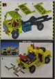 Mode d'emploi Lego set 8846 Technic Tow truck - Page 22