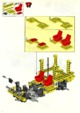 Mode d'emploi Lego set 8850 Technic Rally support truck - Page 10