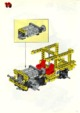 Mode d'emploi Lego set 8850 Technic Rally support truck - Page 15