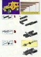 Mode d'emploi Lego set 8850 Technic Rally support truck - Page 2