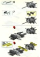 Mode d'emploi Lego set 8850 Technic Rally support truck - Page 5