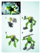 Mode d'emploi Lego set 8944 Bionicle Tanma - Page 1