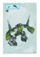 Mode d'emploi Lego set 8962 Power Miners Crystal king - Page 25