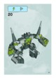 Mode d'emploi Lego set 8962 Power Miners Crystal king - Page 27