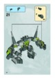 Mode d'emploi Lego set 8962 Power Miners Crystal king - Page 28