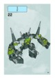 Mode d'emploi Lego set 8962 Power Miners Crystal king - Page 29