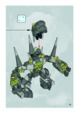 Mode d'emploi Lego set 8962 Power Miners Crystal king - Page 35