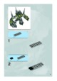 Mode d'emploi Lego set 8962 Power Miners Crystal king - Page 9