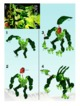 Mode d'emploi Lego set 8974 Bionicle Tarduk - Page 1