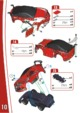 Mode d'emploi Meccano set 6952 Tuning RC red hot racer - Page 10