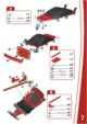Mode d'emploi Meccano set 6952 Tuning RC red hot racer - Page 7