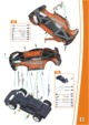 Mode d'emploi Meccano set 8950 Tuning RC street racer - Page 13