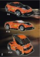 Mode d'emploi Meccano set 8950 Tuning RC street racer - Page 2