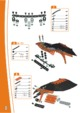 Mode d'emploi Meccano set 8950 Tuning RC street racer - Page 8