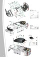Mode d'emploi Meccano set 8952 Tuning RC sound system - Page 12