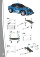 Mode d'emploi Meccano set 8952 Tuning RC sound system - Page 14