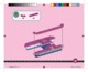 Mode d'emploi Mega Bloks set 10955 Hello Kitty Sailboat - Page 13
