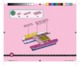 Mode d'emploi Mega Bloks set 10955 Hello Kitty Sailboat - Page 16