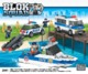 Mode d'emploi Mega Bloks set 2441 Blok Squad Police force pursuit - Page 1