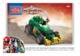 Mode d'emploi Mega Bloks set 5660 Power Rangers Super mega racer Zord - Page 1