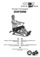 Christopeit Oxford Rameur
