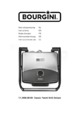 Bourgini 11.2000.00.00 Classic Deluxe Grille